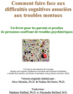 Comment faire face aux difficults cognitives associes aux troubles mentaux