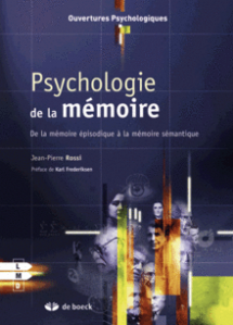 Psychologie de la mmoire : De la mmoire pisodique  la mmoire smantique